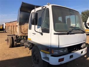Hino 6 cube tipper for sale Contact Bertie 072-707-9933