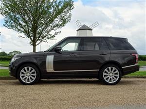 2015 Land Rover Range Rover RANGE ROVER 3.0 TD V6 VOGUE