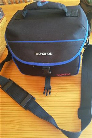 Large Olympus Camera Bag