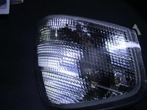 Mercedes Benz W202 Right Hand Side clear corner lamp for sale