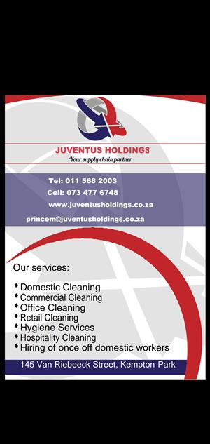 JUVENTUS CLEANING SERVICES