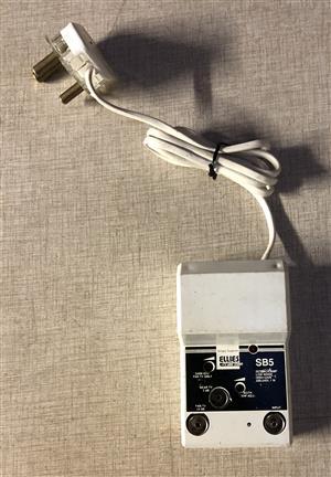 Ellies SB5 Setback Amplifier Low Noise