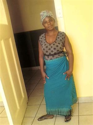 MALAWIAN HOUSE HELPER /MAID