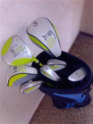 Little Tiger Golf Set for Sale