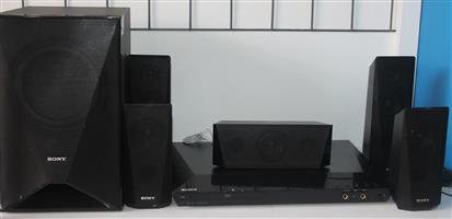 Sony home theatre with remote S037739A  #Rosettenvillepawnshop
