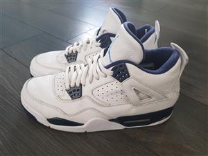My Jordan iv legend blue size 10