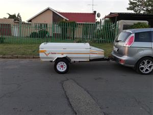 """Venter trailer """"with new tires"""""""