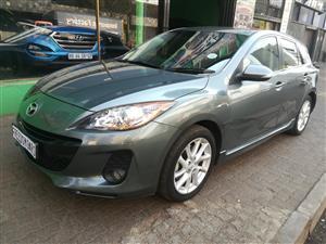 2012 Mazda 3 Mazda 2. Individual