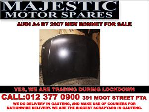 Audi A4 B7 new bonnet for sale