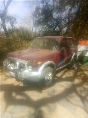 1999 Lada Niva