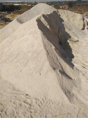 Crusher Dust Sand