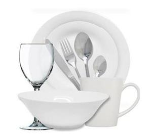 SHEZ' EVENT Crockery & Cutlery Hiring Services