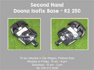 Second Hand Doona Isofix Base