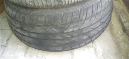 205 40 R17 tire for sale