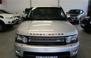 2011 Land Rover Range Rover Sport RANGE ROVER SPORT 3.0 HSE (250KW)
