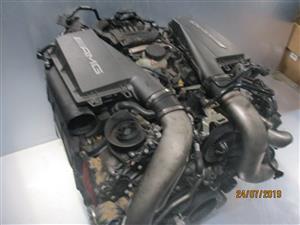 MERCEDES AMG 63 157 ENGINE