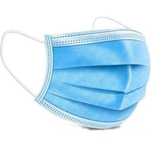 Disposabale 3PLY Face Masks - EN ISO13485 2016 Certified