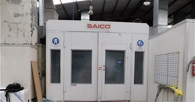 SAICO Spray Booth