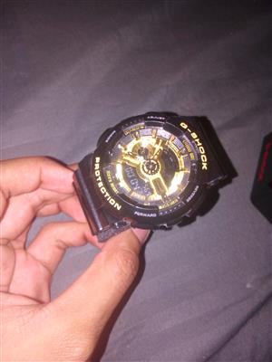 G shock GA 110 watch