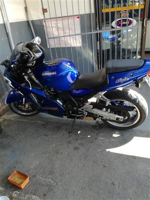 2001 Kawasaki Ninja