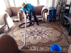 Carpet cleaning machine to swop