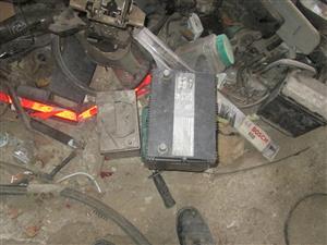 Car batteries