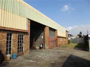 For Sale / To Let 855m² Free Standing Factory / Warehouse with Offices in Jet Park, Boksburg