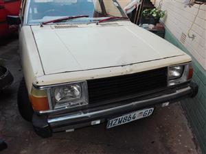 1980 Mazda 323