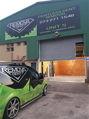 eco-friendly repair centre #paintless #dentremoval #PDR #Dings, #trolly dents