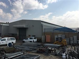 LARGE WAREHOUSE / FACTORY / DISTRIBUTION CENTRE TO LET IN CORPORATE PARK SOUTH, MIDRAND, WITH N1 HIGHWAY VISSIBILITY!