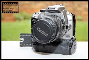 Canon EOS 350D - Complete Starter Bundle