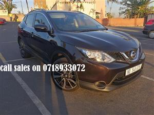 2014 Nissan Qashqai 1.5dCi Acenta Limited Edition