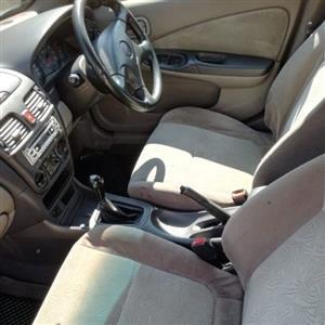 2002 Nissan Almera 1.6 Elegance