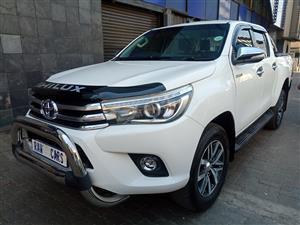 2018 Toyota Hilux double cab HILUX 2.8 GD 6 RAIDER 4X4 P/U D/C A/T