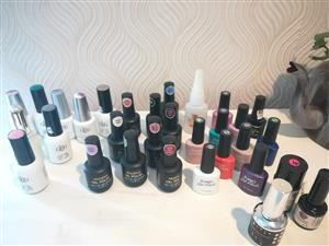 Gel Polishes and UV lamp