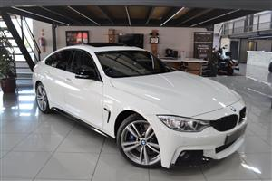 2014 BMW 4 Series 435i Gran Coupe M Sport