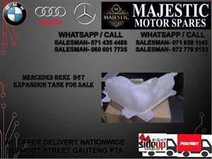 Mercedes benz B67 expansion tank for sale