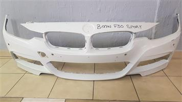 BMW F30 SPORT FRONT BUMPER FOR SALE