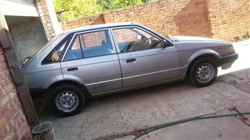 1998 Mazda 323