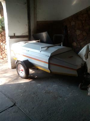 Venter Elite trailer for sale