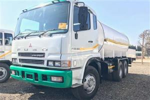 Sublime deal on a 2015 water tanker