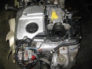 NISSAN CARVAN/TERRANO 3.0L, ZD30T Engine