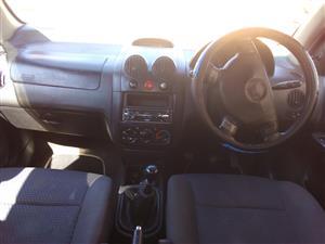 2006 Chevrolet Aveo 1.5 LS