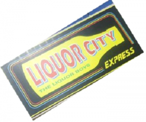 URGENT AND REDUCE PRICE ON A LIQUOR CITY EXPRESS FRANCHISE