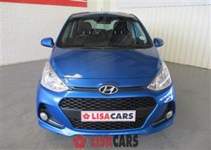 2018 Hyundai i10 1.1 Motion