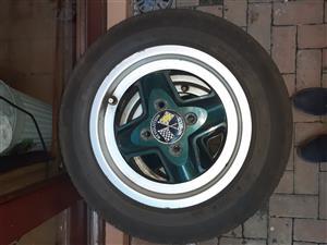 Revolution Wheels 12 x 5.5J x 101 PCD