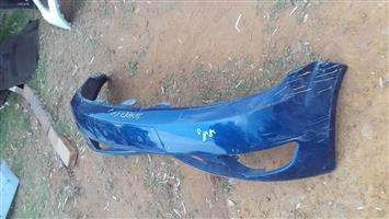 Ford fiesta rear bumper for sale