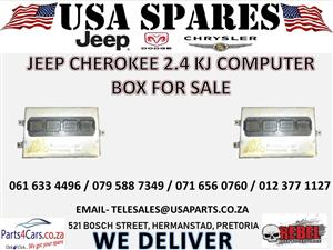 JEEP CHEROKEE 2.4 KJ COMPUTER BOX FOR SALE