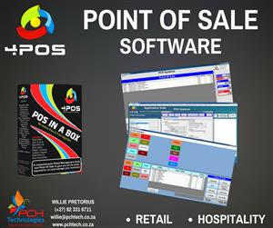 4POS Point Of Sale Software & Training