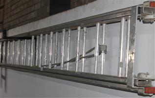 12M extendable step ladder S031516A #Rosettenvillepawnshop